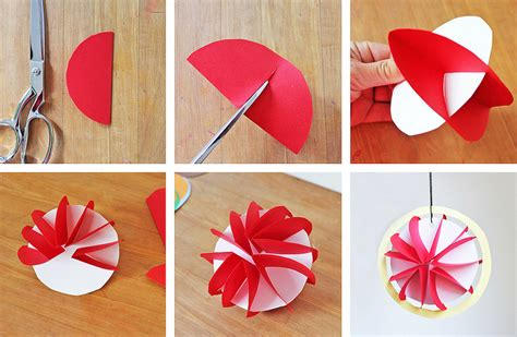 Paper Craft Work Step By Step - easy planet craft for 3d paper planets