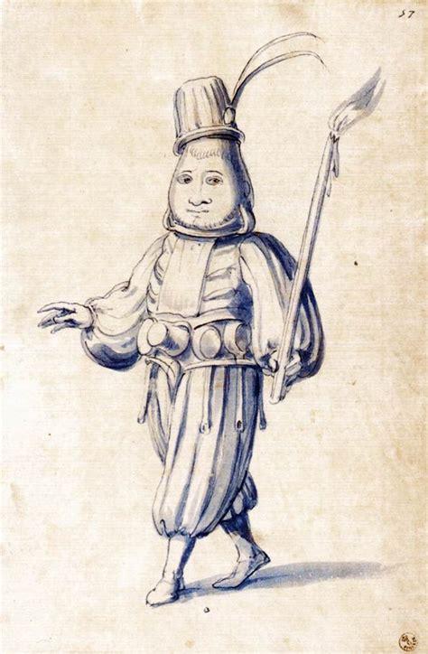 drawing of a file giuseppe arcimboldo costume drawing of a cook wga00903 jpg wikimedia commons
