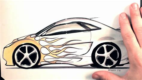 doodle car cool sketches of cars www pixshark images