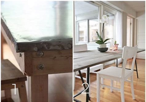 how to make your own kitchen table design trend