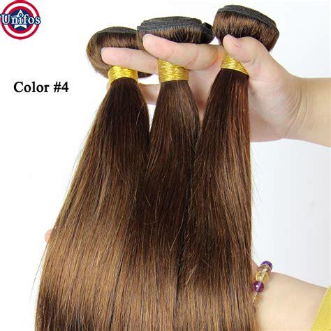 color 4 hair hair 3 bundles medium brown