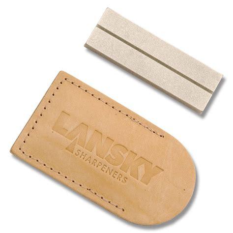 pocket sharpening lansky pocket sharpening pull the trigger