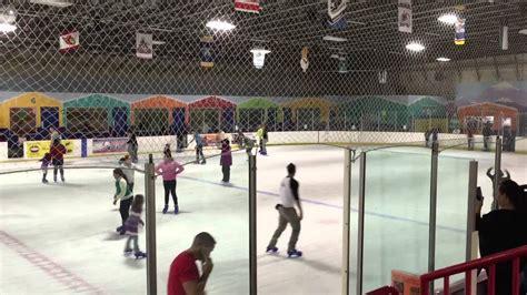 patinaje sobre hielo en miami youtube