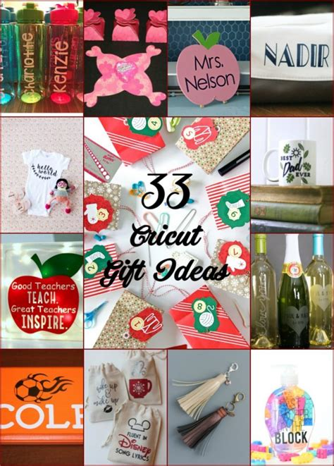 cricut christmas gift ideas 33 cricut gift ideas a craft in your day