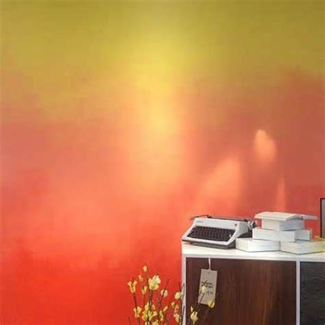 how to paint a sunset on a bedroom wall 34 best ideas about ombre on pinterest old magazines
