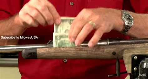 glass bedding a rifle midwayusa gunsmithing glass bedding a rifle stock the