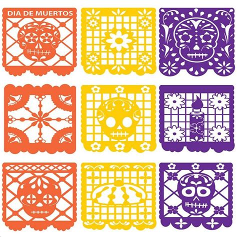 papel picado template for kids best 25 papel picado templates ideas on papel