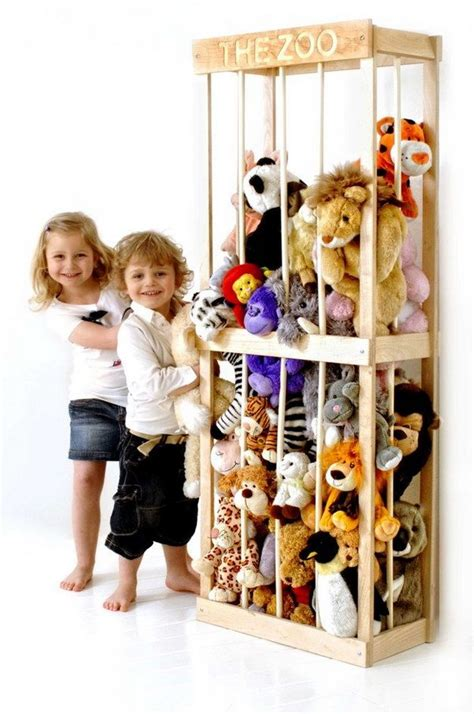 Idee Rangement Peluche by 25 Clever Creative Ways To Organize Stuffed Toys