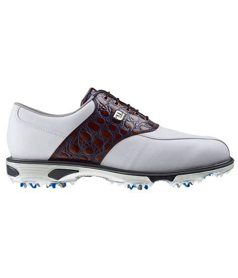 footjoy mens dryjoys tour golf shoes golfonline
