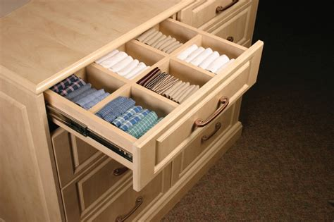 Drawer Closet Organizer by Drawer Dividers Closet Storage Other