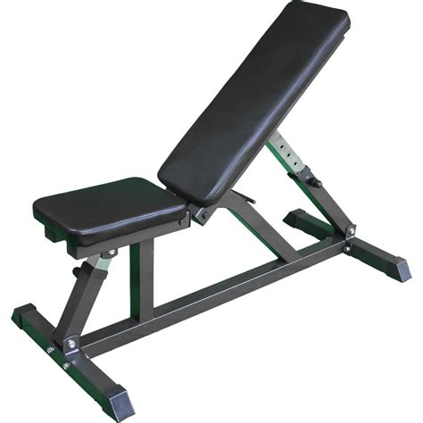 hoist adjustable bench gym smokin guns fitness