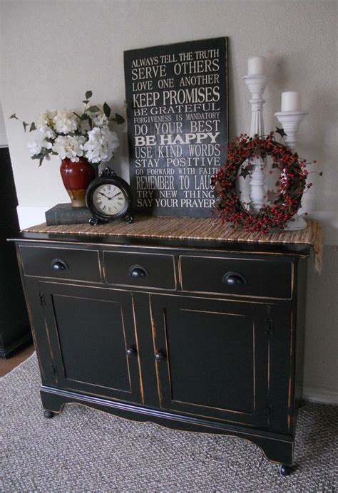 kitchen sideboard ideas createinspire black buffet