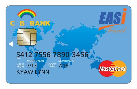 cb bank mastercard and cb bank announce prepaid travel card
