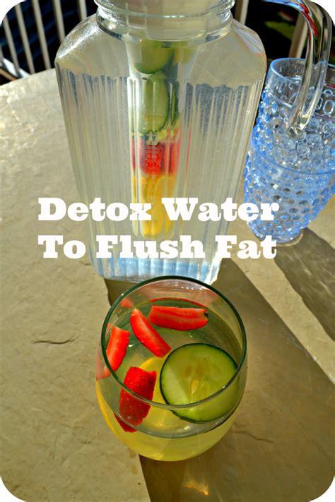Detox Flush Drink by Detox Water Drink To Flush
