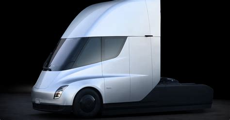 elon musk electric truck tesla s electric semi truck elon musk unveils his new