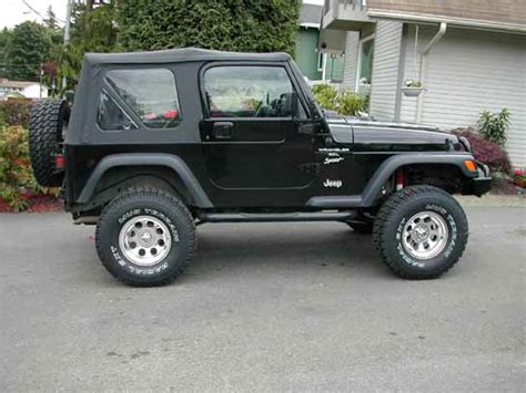 Jeep Lift Comparison New Big Tires And A Lift On The Jeep Brandalhouse Pictures