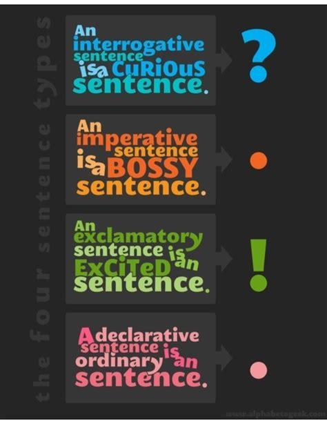 sentences teaching grammar types  sentences teaching