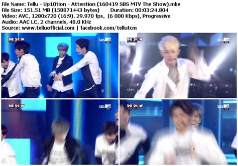 download mp3 up10tion attention download perf up10tion i wish a miracle attention