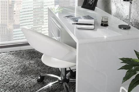 scrivania 120x60 scrivania laccata scrittoio bianco lucido lounge