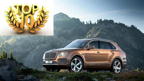 what is the best suv top 10 suv 2017 best suv 2017