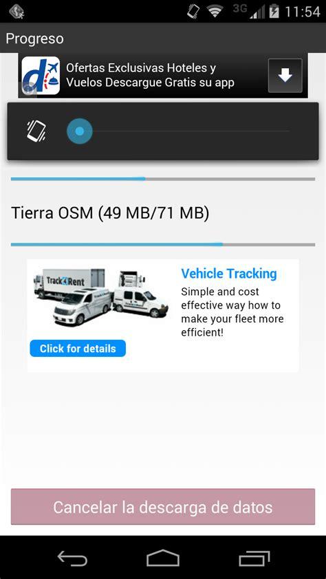 los 5 mejores gps offline de android gps android offline gratis info taringa
