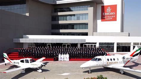 emirates flight training academy official inauguration of emirates flight training academy