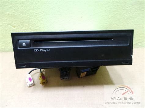 Audi Cd Player by Original Audi A6 4f Cd Player 4f0035769 4f0910769c Ebay