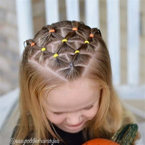 hairstyles for 26 year old woman using rubber bands nos plus belles id 233 es de coiffures pour petites filles