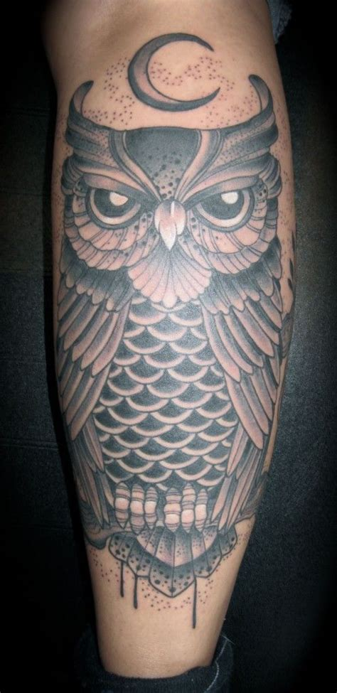 great grey pictures tattoos photos great grey owl tattoo