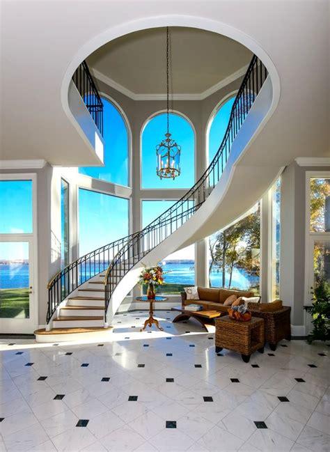 design grand staircase dream home design