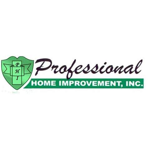 professional home improvement inc comstock mi