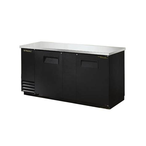 True 3 Door Cooler by True Tbb 3 Solid Swing Door Back Bar Cooler Underbar