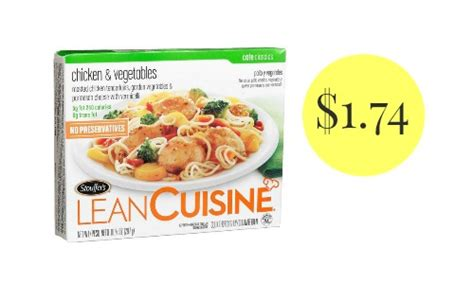 lean cuisine coupons lean cuisine coupons entrees for 1 74 southern savers