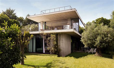 Modern Concrete House Design   Designing Idea