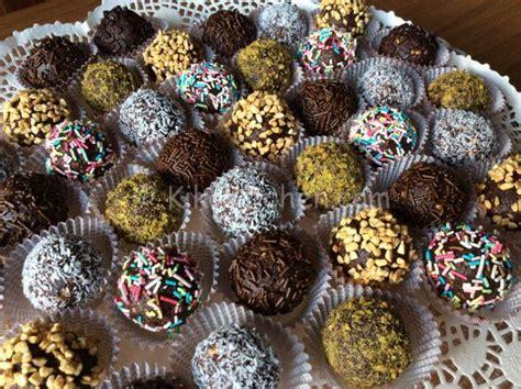 pasticcini veloci fatti in casa palline di cioccolato facili e veloci da preparare