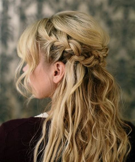 chic messy hairstyles for fall 2015 unique braided 30 elegant french braid hairstyles