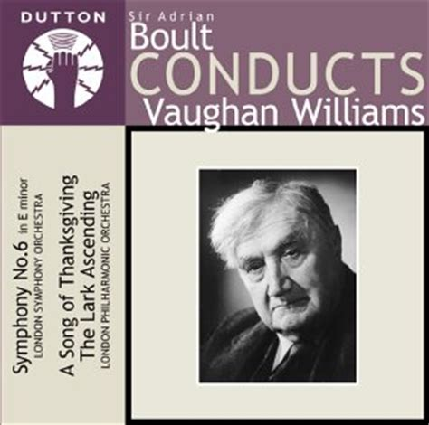 Sir Adrian Boult Choral Symphony Buy Now
