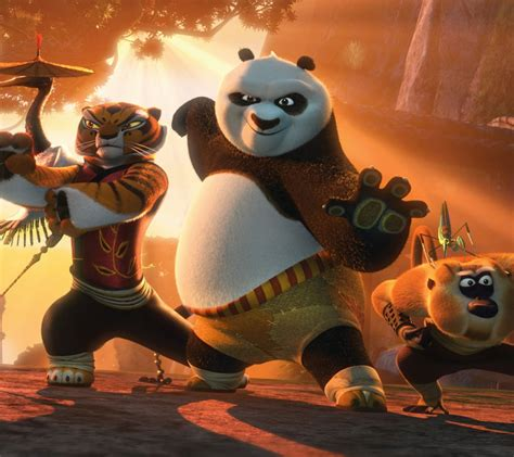 imagenes de kung fu panda cuando era bebe kung fu panda po mestres foto kung fu panda po mestres