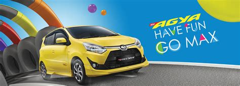 All New Toyota Agya harga spesifikasi all new toyota agya 2018 auto2000
