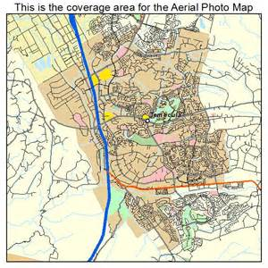 aerial photography map of temecula ca california