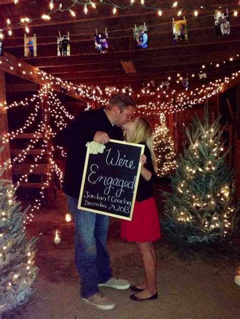 best 25 christmas proposal ideas on pinterest