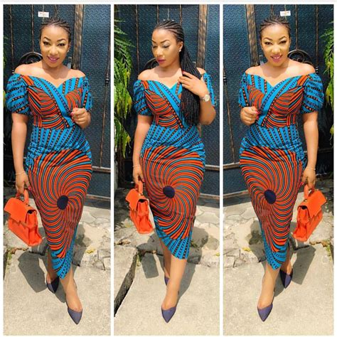 latest dress style checkout these assorted latest ankara trends from short