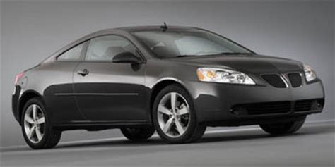 2006 Pontiac G6 Gt Recalls by 2006 Pontiac G6 Wheel And Size Iseecars