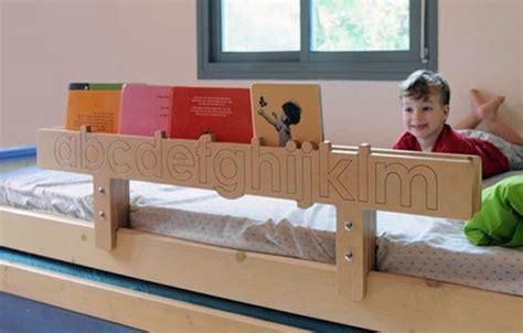 barre letto bimbi quarto montessoriano