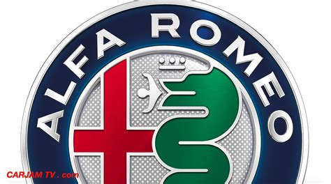 Alfa Romeo Badges New Alfa Romeo Logo Emblem Redesign Alfa Romeo Giulia 2016