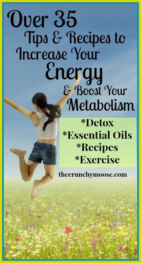 Detox To Increase Energy by Detox Metabolism And Tips On