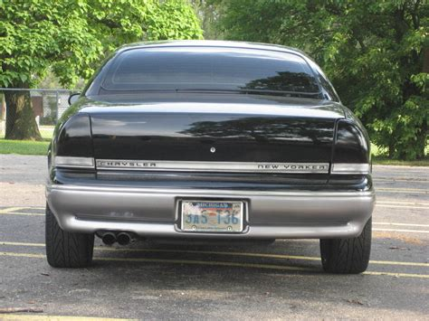 how does cars work 1996 chrysler new yorker auto manual ranewyorker96 1996 chrysler new yorker specs photos modification info at cardomain