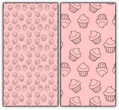 pattern photoshop deviantart cupcake pattern manga studio and photoshop by easycomics
