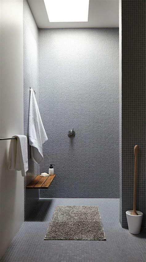 Glastür Badezimmer by Badezimmer Idee Modernes