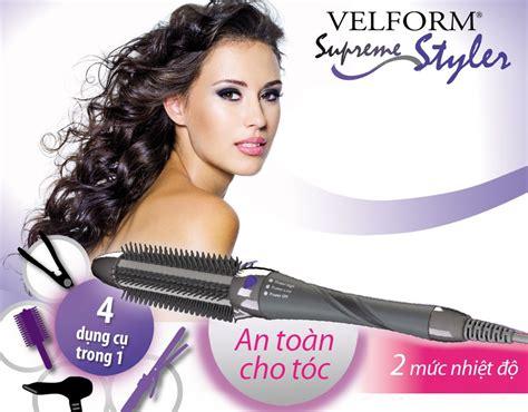 Velform Supreme Styler 1 velform hair styler linh s wish list